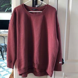 Abercrombie & Fitch Oversized Sweatshirt